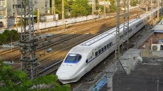 CRH2A, China High Speed train 中國高速列車