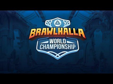 1v1 Brawlhalla World Championship - Top 8