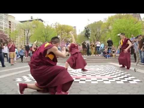 Watch  Tibetan Monks  Breakdance For Beastie Boys Adam Yauch  Gothamist