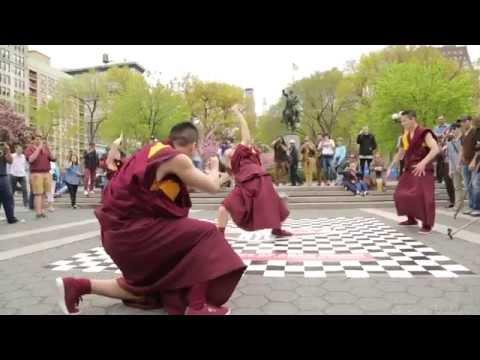 Watch  Tibetan Monks  Breakdance For Beastie Boys Adam Yauch  Gothamist