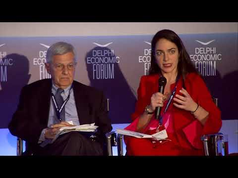 Δόμνα Μιχαηλίδου: Ποια είναι η νέα υφυπουργός Εργασίας (Photos)