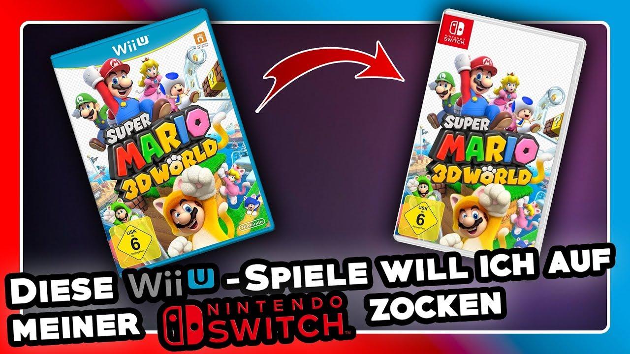 Ein Kommentar Diese Wii U Spiele Will Ich Auf Meiner Nintendo