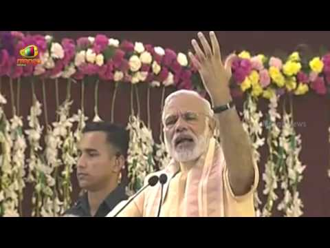 PM Narendra Modi Full Speech | Launch of Power Development Scheme | Varanasi | Mango News