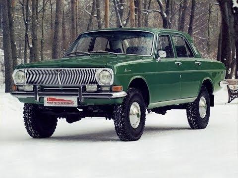 #711. Старые автомобили - ГАЗ