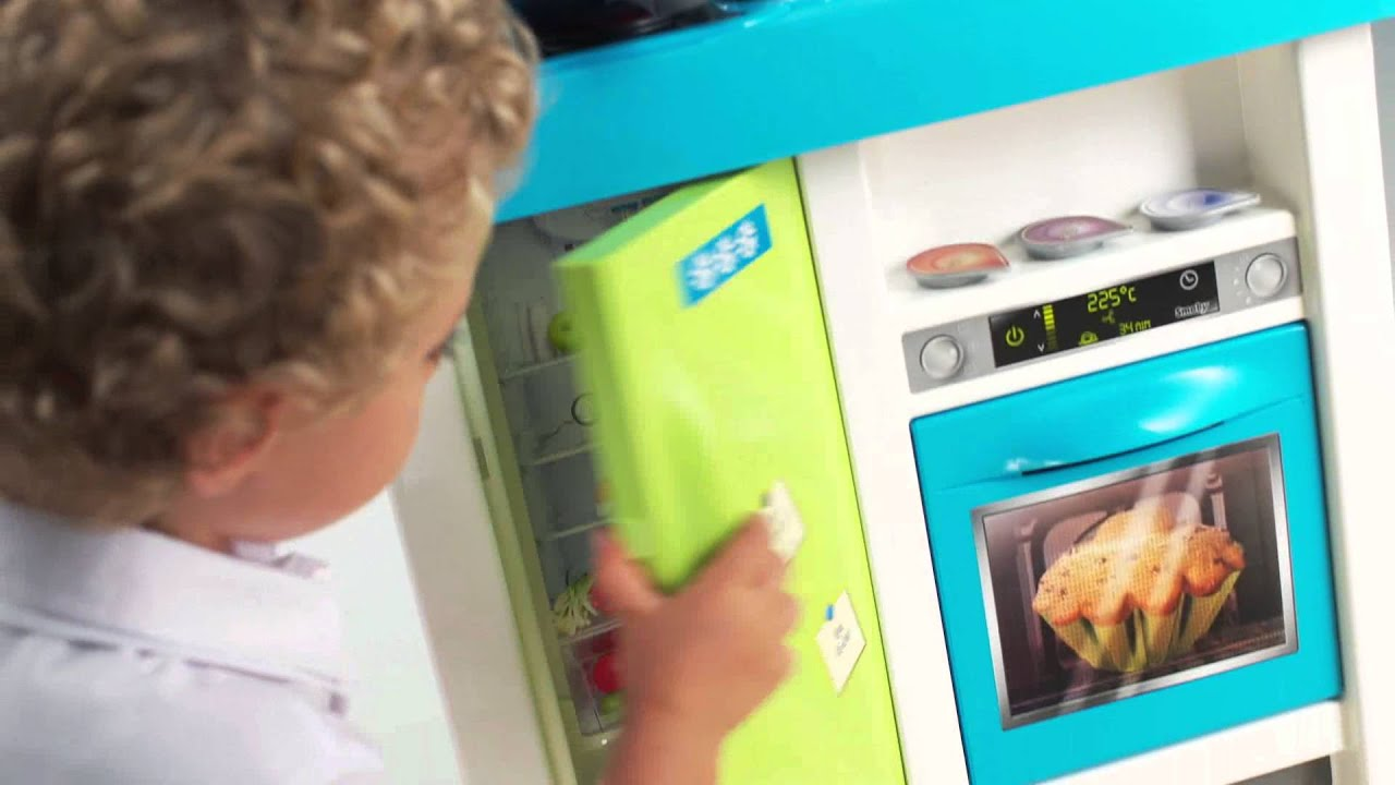 Küche Bon Appe | Kuchnia Bon Appetit Smoby Youtube