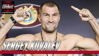 Sergey Kovalev discusses the challenges of fighting Canelo Alvarez | State of Combat