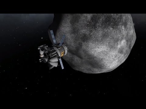 KSP Asteroid Redirect Mission
