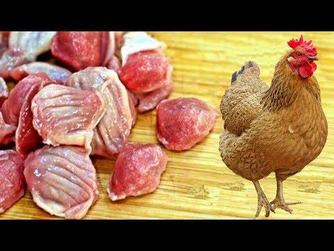 Целительные куриные желудки и какие чудеса они творят со здоровьем