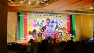 2011侍戰隊真劍者台灣開播記者會