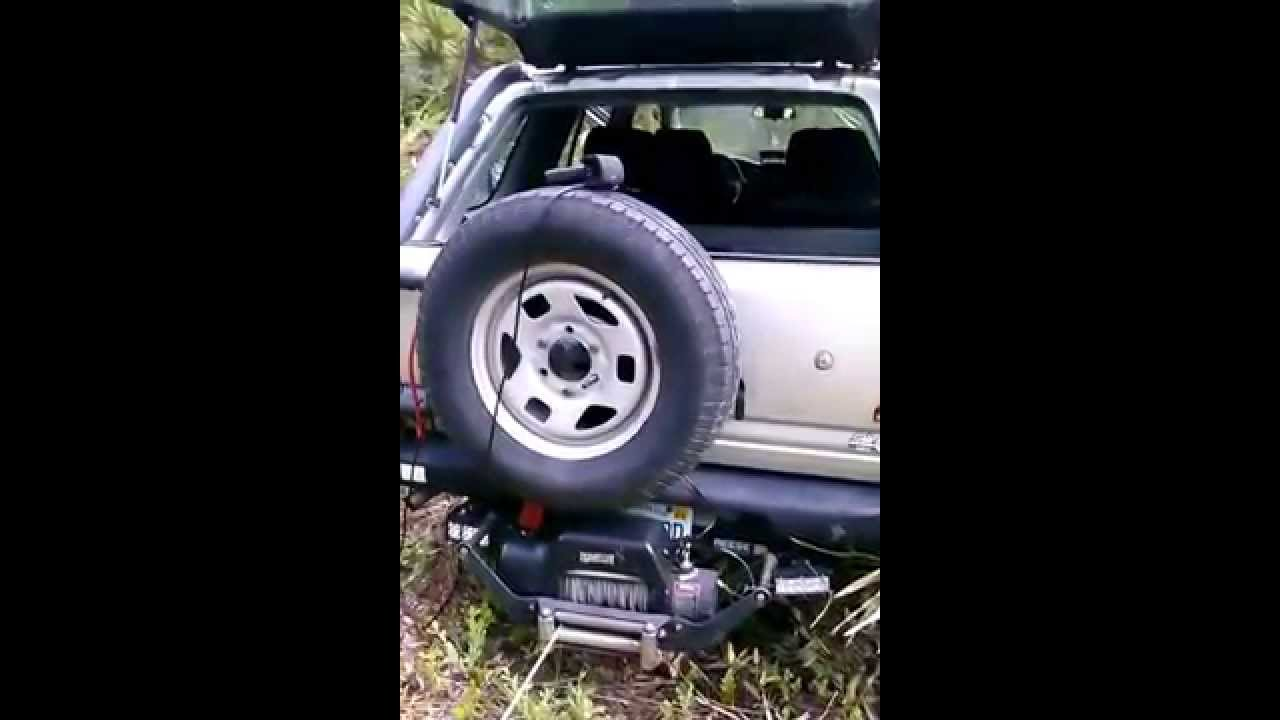 Tractor Supply Winch Wiring Diagram Starting Know About 10 000 Lb Warn Abuse Youtube Rh Com