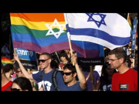 Israeli Palestinian Conflict Enters Gay Center