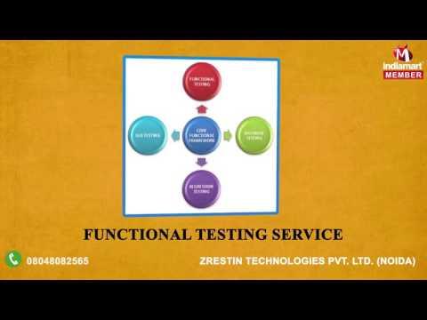 IT Services By Zrestin Technologies Pvt. Ltd., Noida