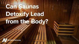Dokáže saunování detoxikovat olovo z těla?
