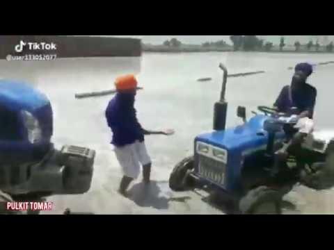 Most Popular Video On Tiktok / #farmer / #pulkit_tomar