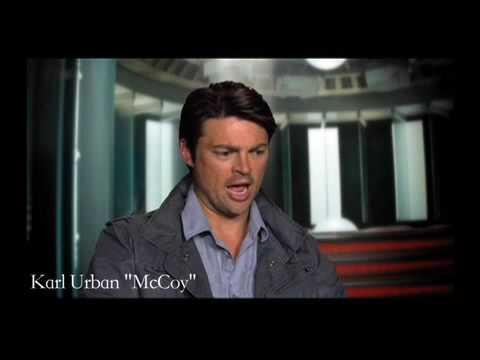 Star Trek Cast Interviews