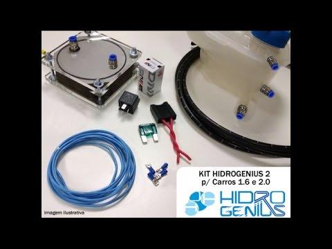 772aedd0942 Como instalar Kit Hidrogênio para Carro - Economize 20% - YouTube