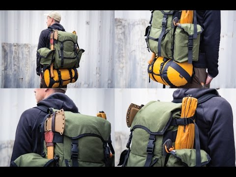 Wildland Scout Backpack Update and Cool New Accessories. - YouTube