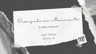 Devocional - Jesus Conosco - Rev. Márcio Barzotto