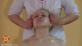 массаж лица видео