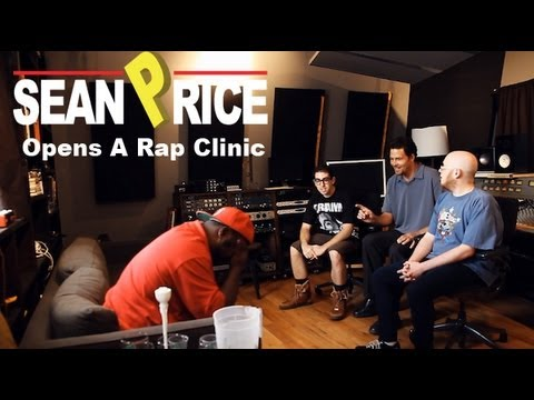 Sean Price Opens A Rap Clinic