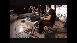 DESAPARECIDOS (Litfiba Tribute Band Roma) - NO FRONTIERE [live @ pianeta H 30.08.14]