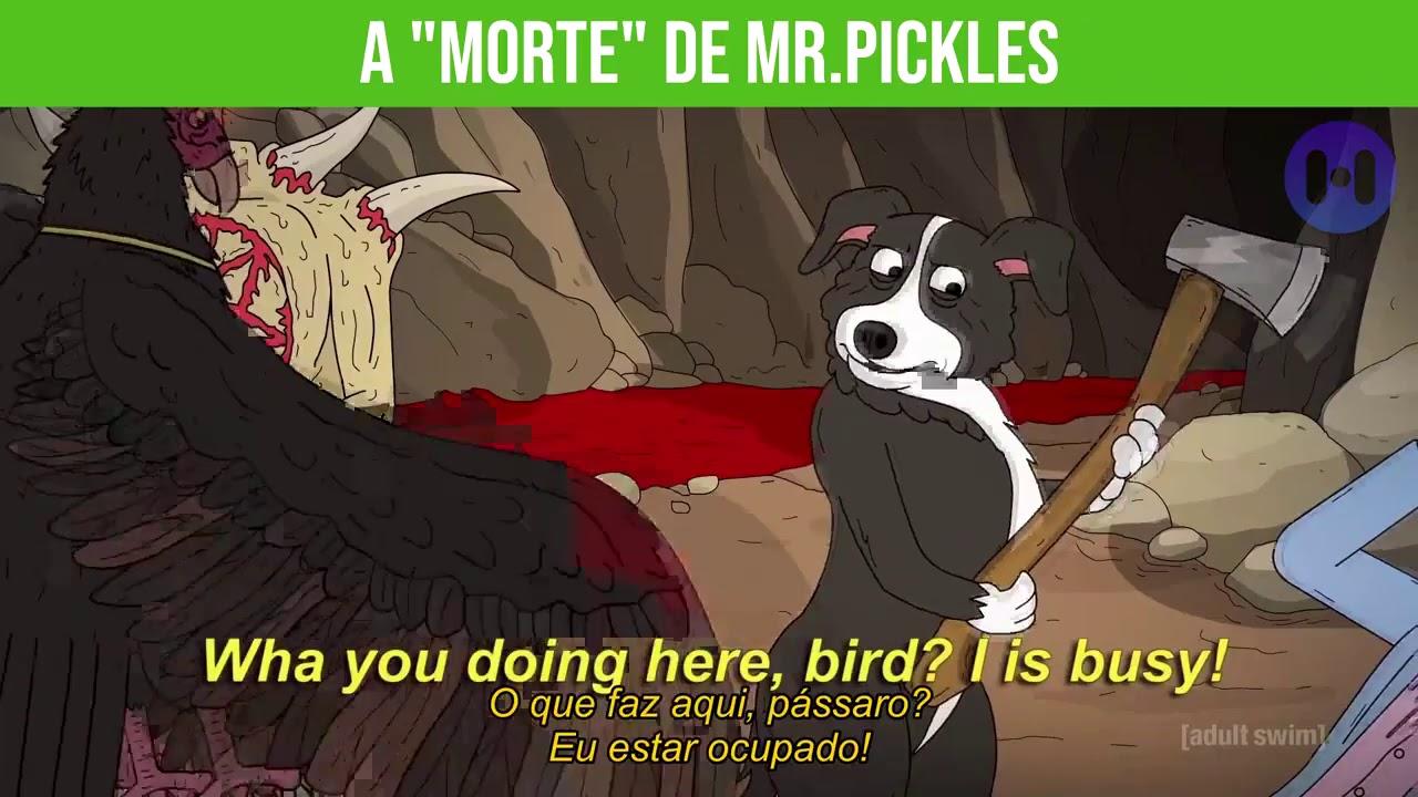 "Download A ""MORTE"" DE MR.PICKLES. MR.PICKLES '""DEATH"""
