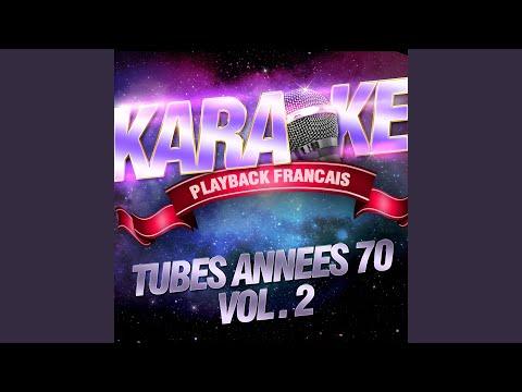Prendre Un Enfant (Par La Main) — Karaoké Playback Instrumental — Rendu Célèbre Par Yves...