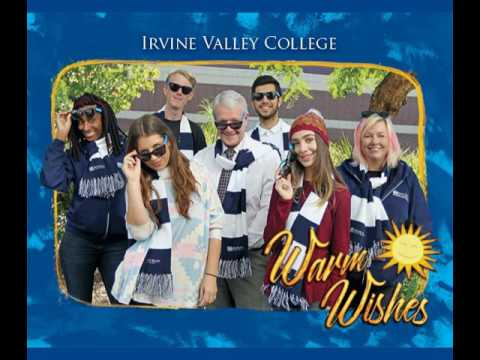 Irvine Valley College Holiday Card