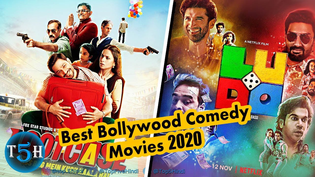Download Top 5 Best Bollywood Comedy Movies of 2020 || Top 5 Hindi