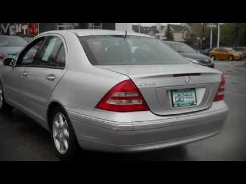 2002 mercedes benz c class c240 sedan in westmont il for Mercedes benz of westmont il