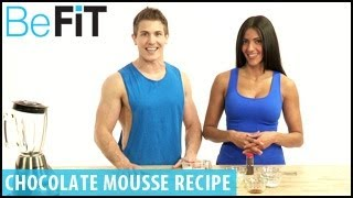 Low-carb Chocolate Mousse Recipe: Scott Herman & Erica Stibich