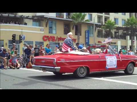 4th of July Parade 2013 Huntington Beach   California