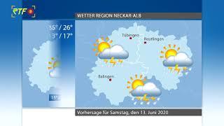 RTF.1-Wetter 12.06.2020