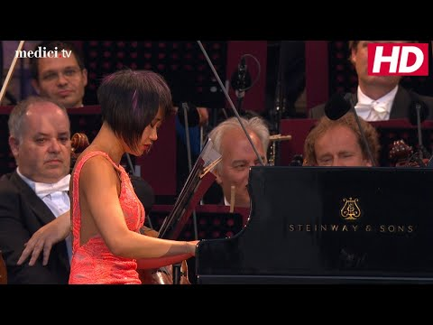 Valery Gergiev, Yuja Wang - Brahms: Piano Concerto No. 1 in D Minor -  Odeonsplatz