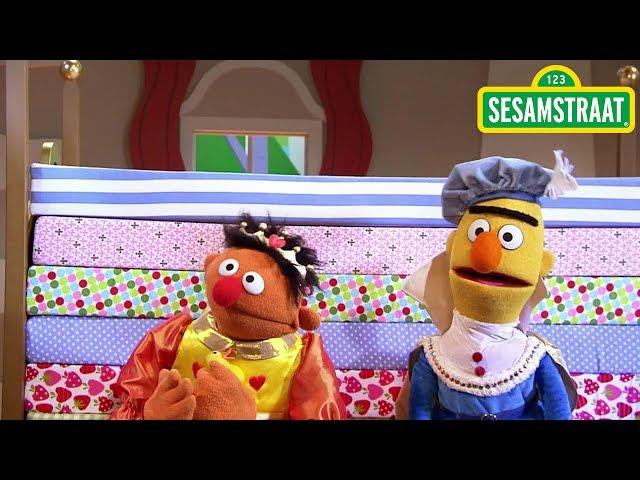 De prinses op de eend - Bert & Ernie - Sesamstraat