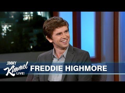 Freddie Highmore Thinks American Dating is Weird
