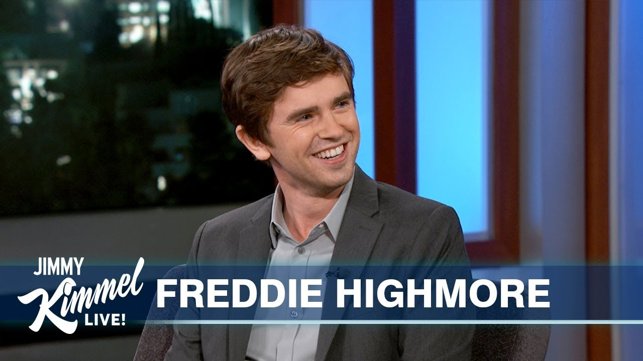 Freddie Highmore Thinks American Dating is Weird