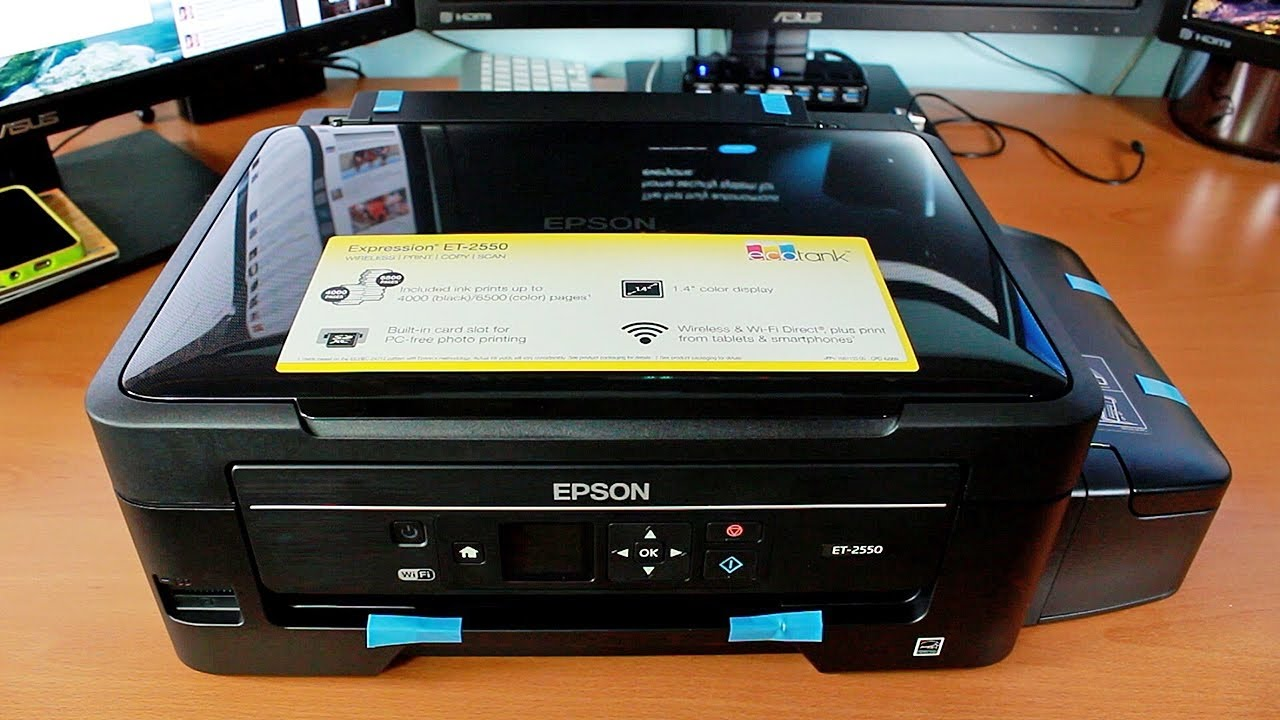 Epson expression et 2550 Download Full Unlocked