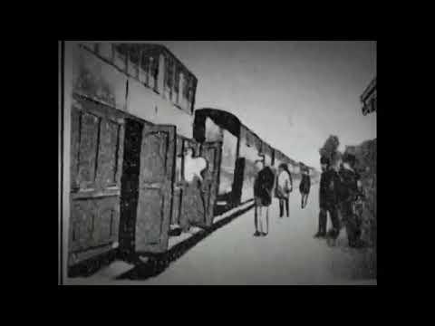 Arrivée d'un train gare de Vincennes [Arrival of a Train at Vincennes Station] (1896)