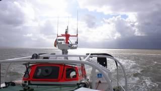 Gambar cover Übungsfahrt der Norderneyer Seenotretter