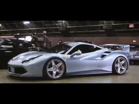 Vic Mensa - Reverse Feat. G-Eazy (Car Montage)