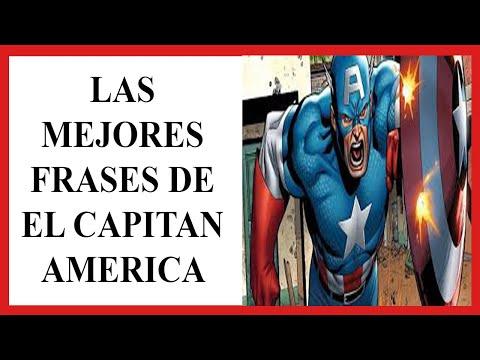 Las Mejores Frases De Capitan America