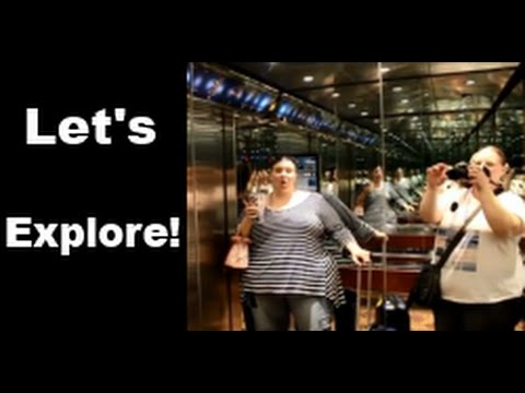 Exploring the Ship Day 1; Sisters CRUISE VLOG episode 4