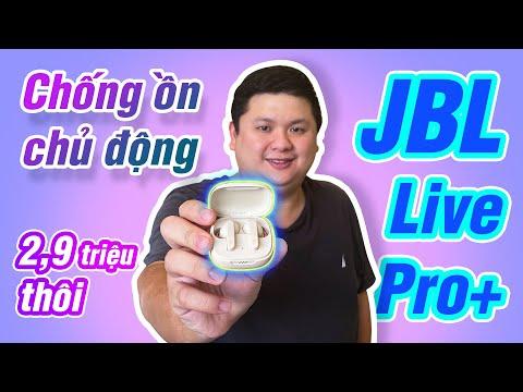 AirPods Pro quá mắc thì bạn hãy thì thử con này: JBL Live Pro+ TWS