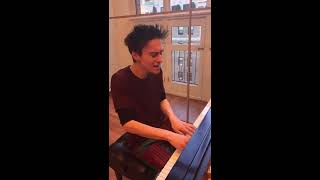 Jacob Collier - Best Part  -Full Version- (By Daniel Caesar) (Instagram 2019) HD