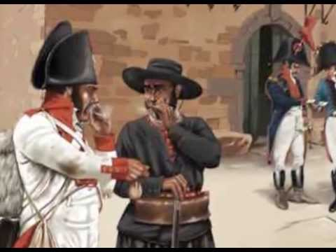 la-guerra-de-la-independencia-(11/12)---españa---los-guerrilleros
