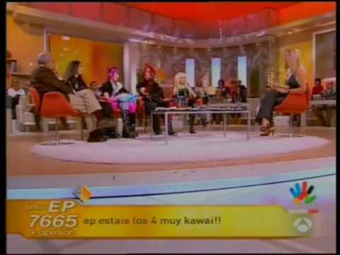Otakus en espejo publico parte 2 youtube for Antena 3 espejo publico hoy