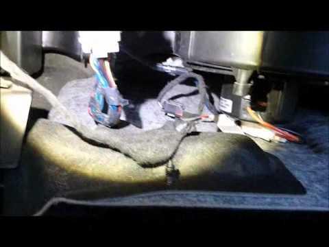 2011 Charger Air Door Actuator Replacement (1 of 3 Actuators)