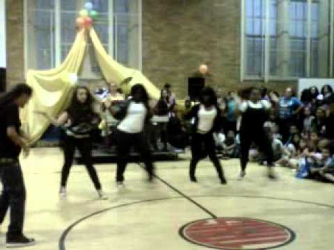 West Bronx Multicultural Dance