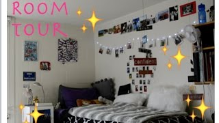 COLLEGE DORM ROOM TOUR - Dartmouth College - Freshman Year Dorm